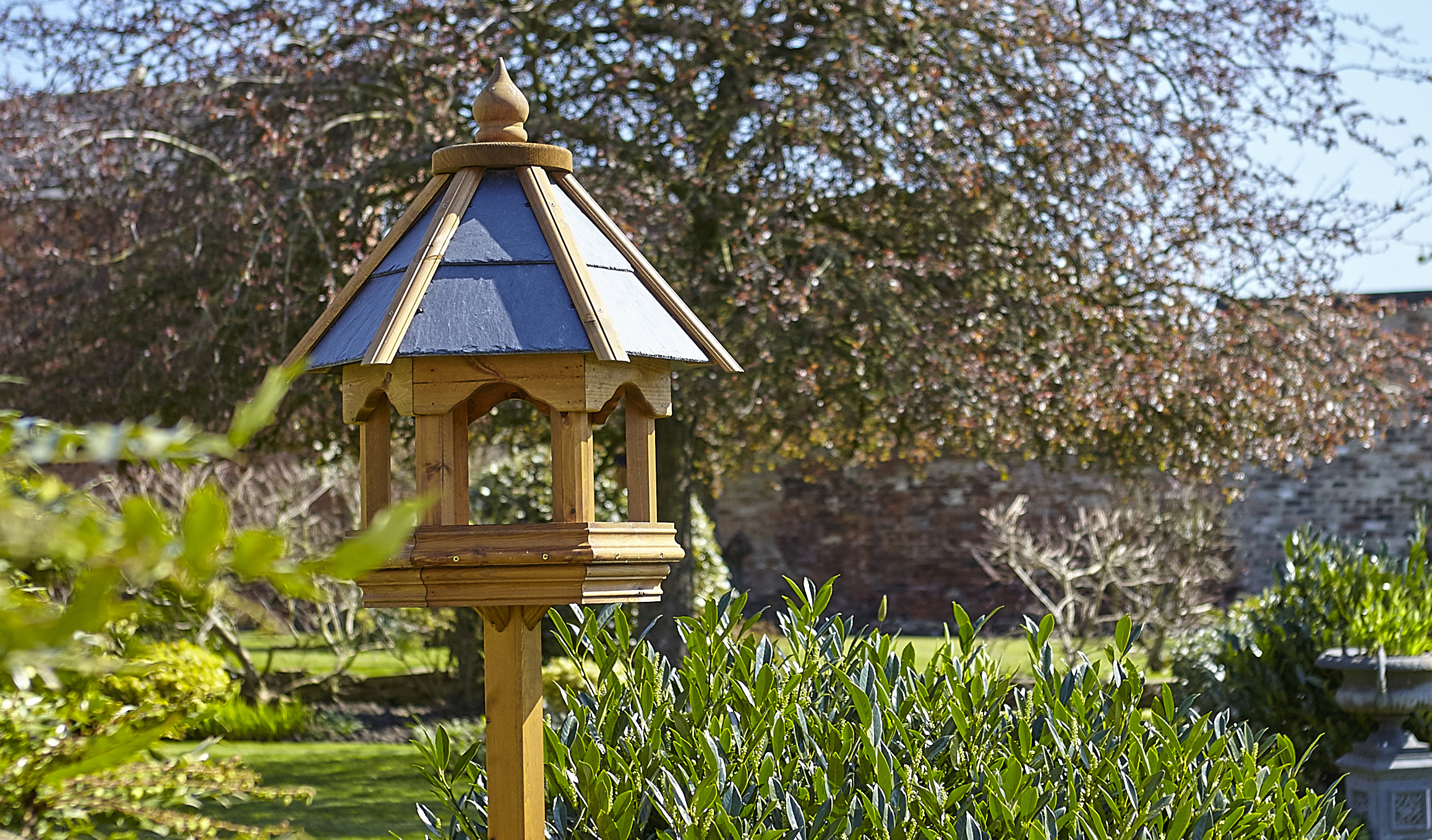 Tom Chambers Bird Tables made in the United Kingdom